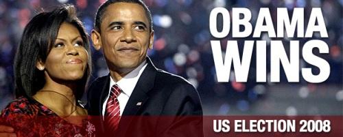 奥巴马 - 美国新总统